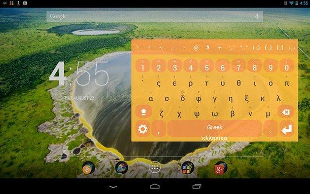 app multiling keyboard tastatur screenshot 05