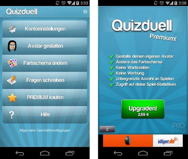 app quizduell screenshot 02
