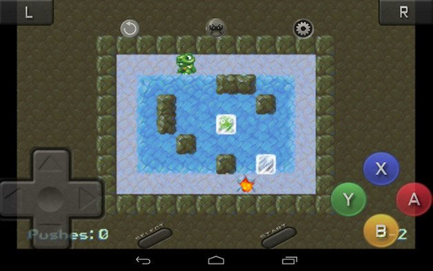 app retroarch spiele emulator screenshot 02