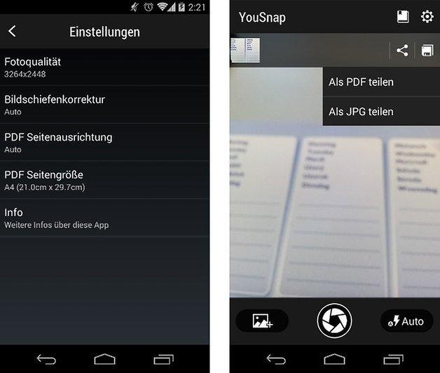 app yousnap screenshot 05