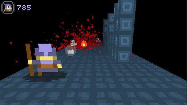 apps spiele dungeon highway screenshot