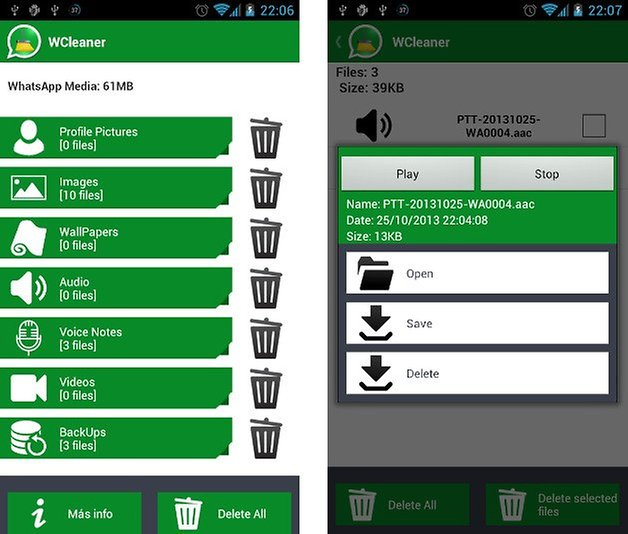 apps whatsapp wcleaner