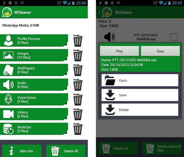 apps whatsapp wcleaner