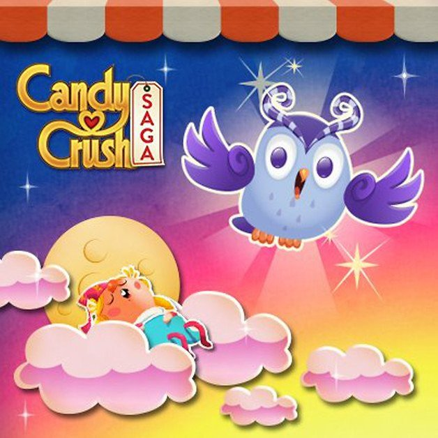 candy crush saga traumwelt teaser