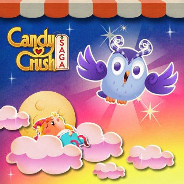 Bonjour à tous, voici mon problème. Lorsque je veux jouer à candy crush saga sur facebook, ça me dit