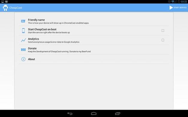 cheapcast app screenshot 01