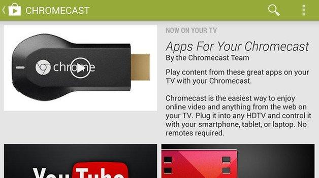 cheapcast google play screenshot