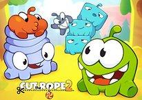 Cut the Rope 2 für Android erscheint erst 2014