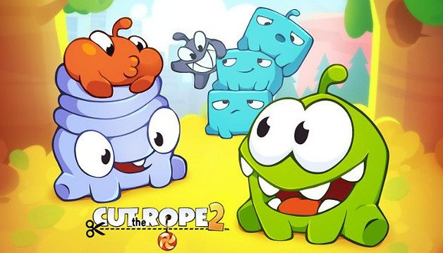 Cut the Rope 2: para Android só no ano que vem