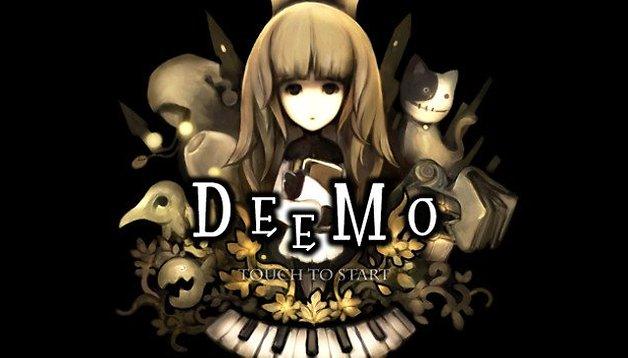 Deemo: o fantástico jogo de música e mistério para Android