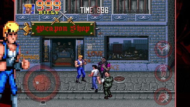 double dragon trilogy screenshot 01