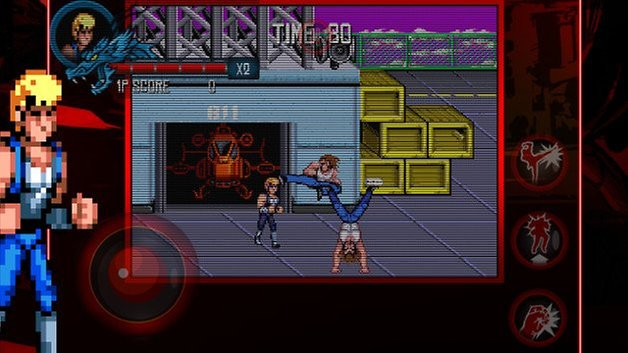 double dragon trilogy screenshot 02