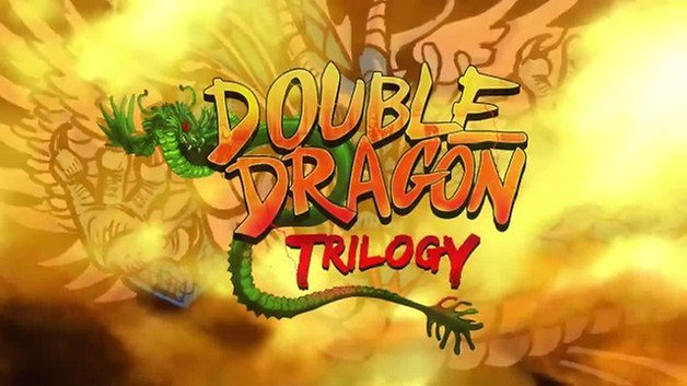 double dragon trilogy teaser