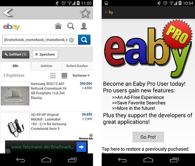 eaby app screenshot 03