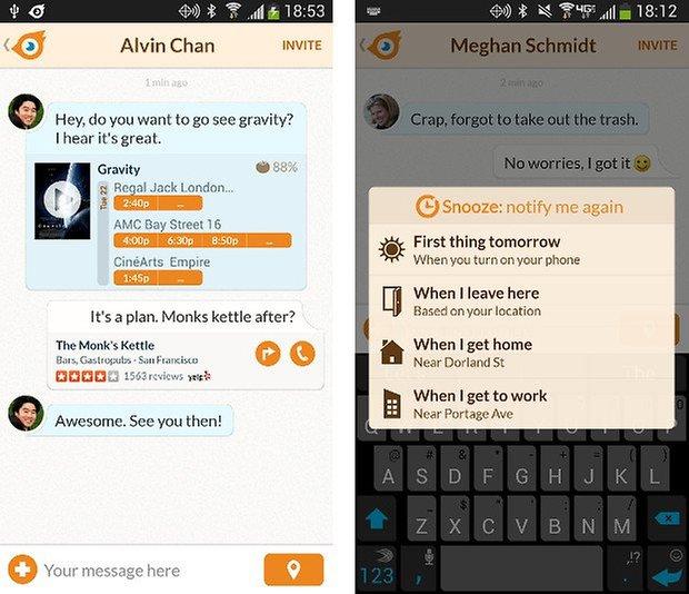 emu messenger sms app 02