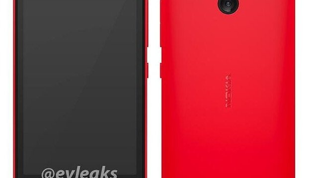 Nokia's Android smartphone: the Normandy