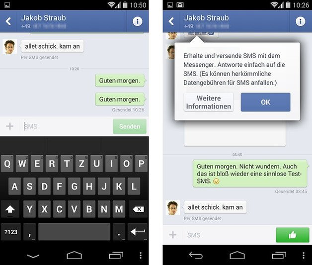 facebook messenger sms screenshot 02