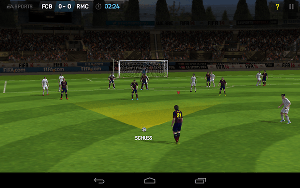 fifa 14 screenshot 06