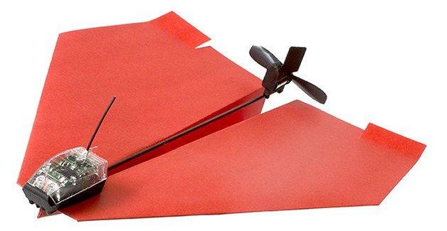gadget der woche powerup3 papierflieger teaser2