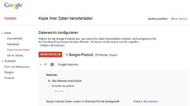 gmail daten downloaden screenshot 02