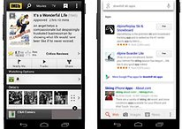 Las búsquedas de Google incluirán información de tus aplicaciones