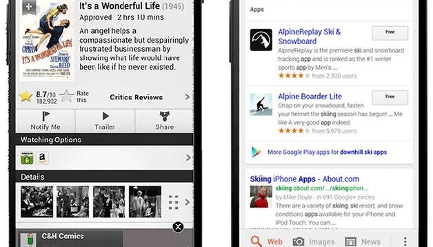 Google Search to add app listings to results