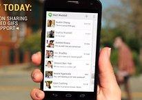 Hangouts para Android ganha SMS, gifs e compartilhamento de localização