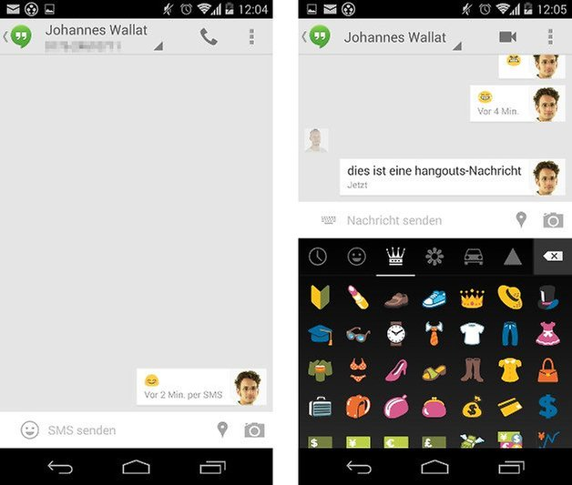 google hangouts screenshot sms hangouts 06