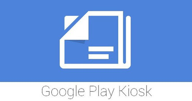 google play kiosk teaser