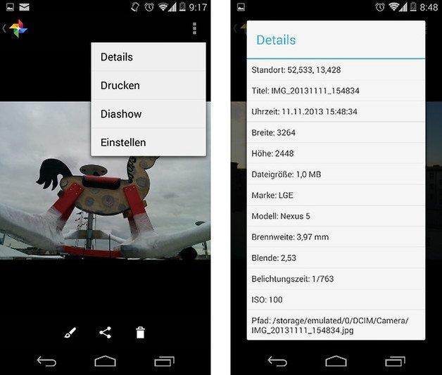 google plus app update screenswot 01