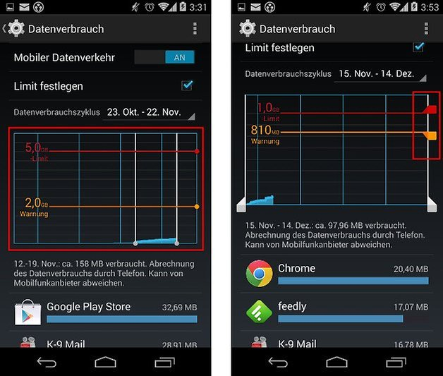 how to daten limit einstellen android screenshot 03
