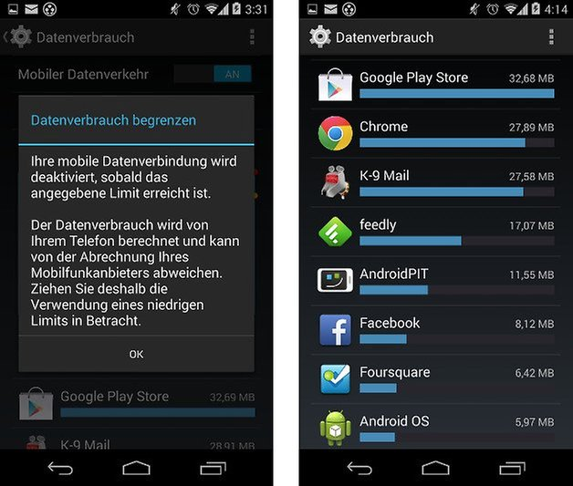 how to daten limit einstellen android screenshot 04