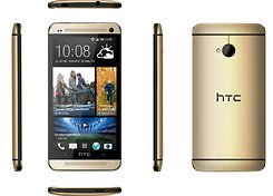 htc one gold 005