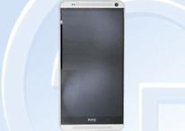 HTC One Max: Bilder vom Zertifizierungsprozess in China