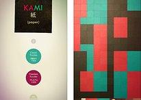 Kami: Kniffliges und schönes Papier-Puzzle-Spiel im Japan-Stil