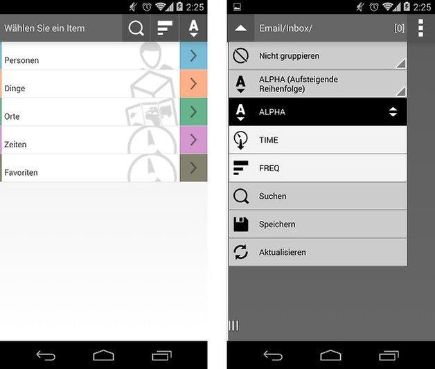 mailbeat app screenshot 02