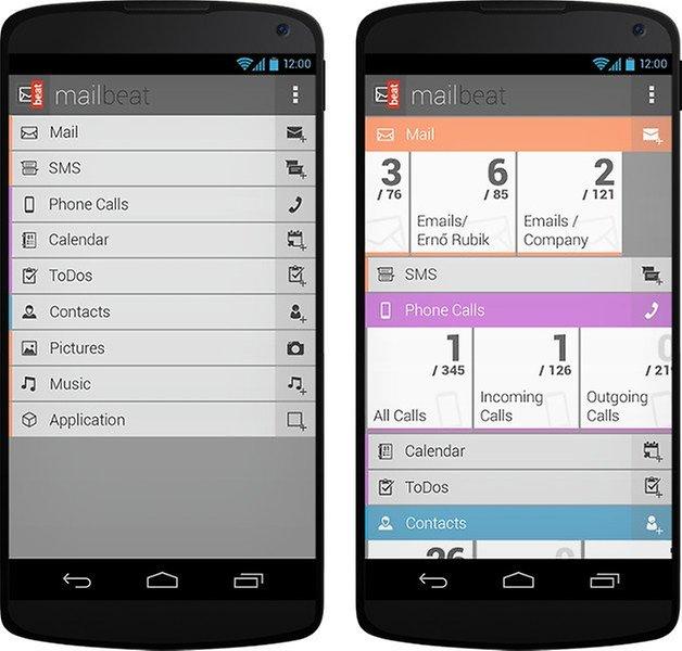 mailbeat app teaser