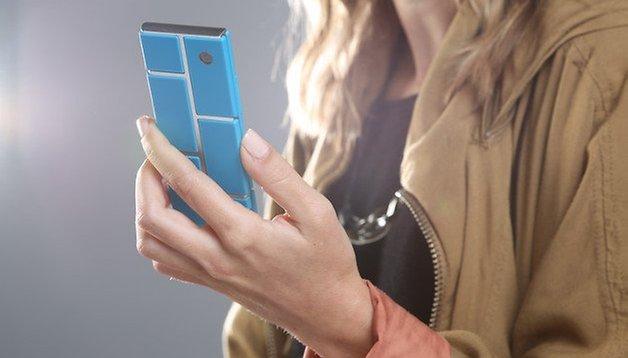 Motorola introduces Project Ara: build your smartphone piece-by-piece