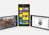 Nokia reveals three new Lumias