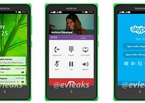 Les premiers screenshots du Nokia Normandy sous Android