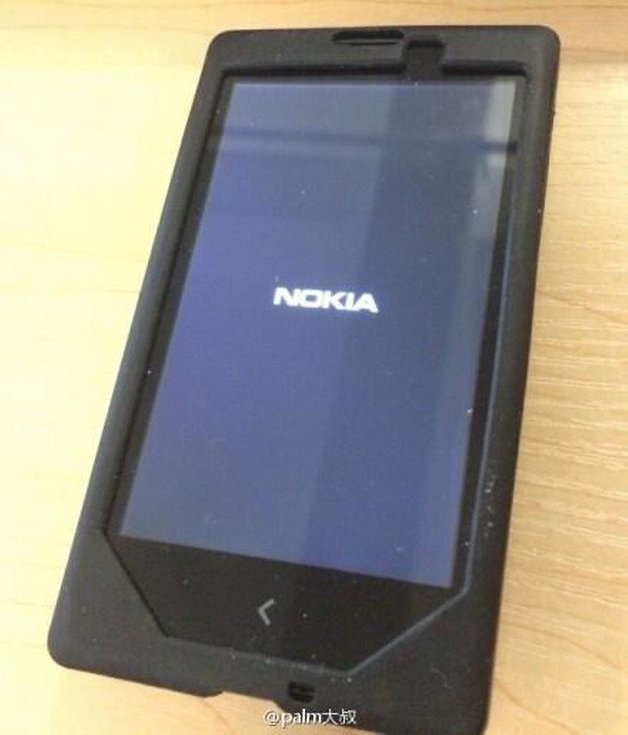 nokia normandy prototyp