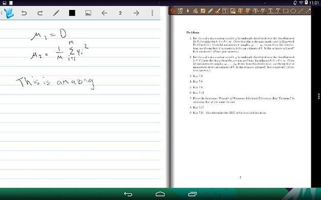 omnirom multiwindow screenshot