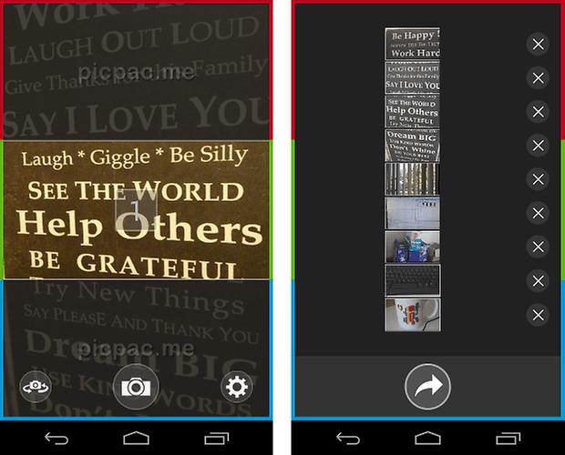 pic pac app screenshot 01
