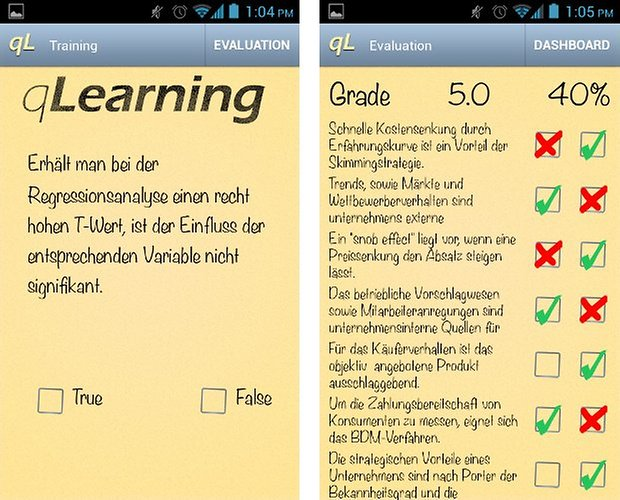 qlearning e learning app screenshot 03