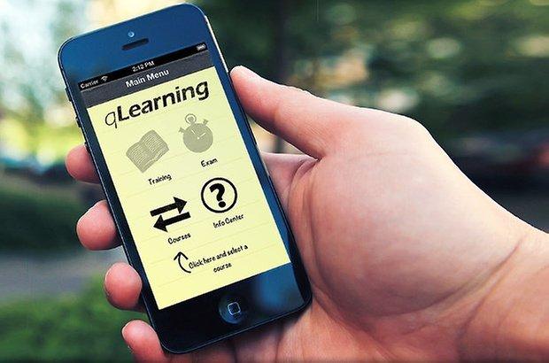 qlearning e learning app teaser