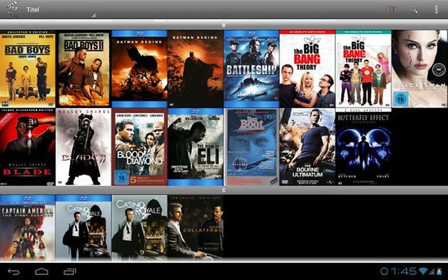 sammel apps my movies pro screenshot