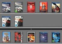 Apps zum Verwalten von Filmsammlungen und Bibliotheken