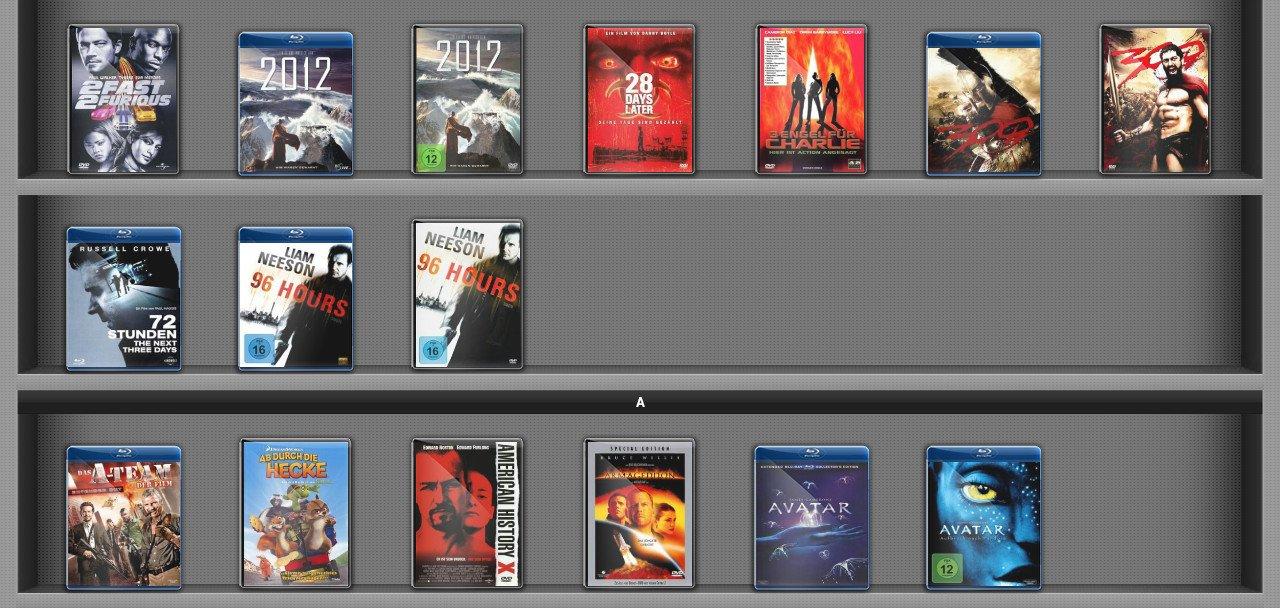 apps zum verwalten von filmsammlungen und bibliotheken. Black Bedroom Furniture Sets. Home Design Ideas