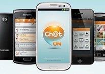 ChatON: Samsungs Messenger kann jetzt auch SMS und MMS verschicken
