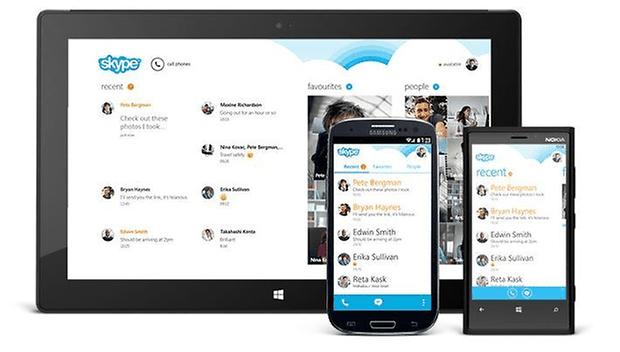 skype werbung teaser